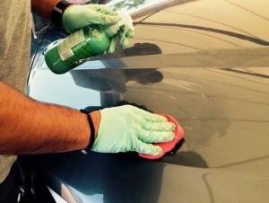 Decontaminazione auto detailing
