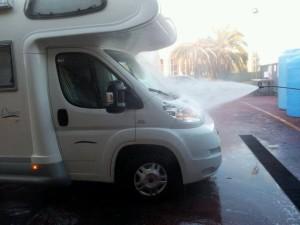 Lavaggio camper Bari